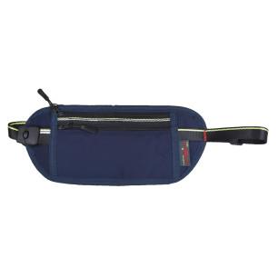 Τσαντάκι μέσης χρημάτων ultra light 29x12 cm Νο M8021-02 μπλε