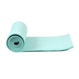 Υπόστρωμα, στρώμα γυμναστικής, αφρώδες 1,80cm x 0,50cm x 8mm EVA MAT 0,8 πράσινο