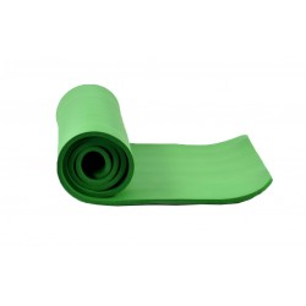 Υπόστρωμα, στρώμα γυμναστικής, αφρώδες 1,80cm x 0,60cm x 0,10mm No V-271 πράσινο