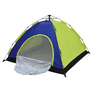 Αυτόματη Σκηνή Camping 4 ατόμων 200x200x150cm V581