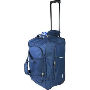 Τσάντα τρόλεϊ 53εκ Χ 32εκ Χ 30εκ/ σακ βουαγιάζ με ρόδες SEAGULL SG-900-53 μπλε