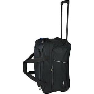 Τσάντα τρόλεϊ 53εκ Χ 32εκ Χ 30εκ/ σακ βουαγιάζ με ρόδες SEAGULL SG-900-53 μαύρο