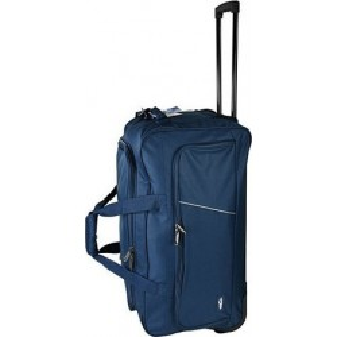 Τσάντα τρόλεϊ 63εκ Χ 33εκ Χ 30εκ/ σακ βουαγιάζ με ρόδες SEAGULL SG-900-63 μπλε