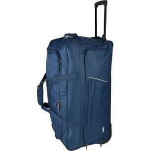 Τσάντα τρόλεϊ 73εκ Χ 35εκ Χ 32εκ / σακ βουαγιάζ με ρόδες SEAGULL SG-900-73 μπλε