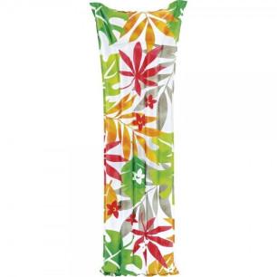 Στρώμα θαλάσσης Intex fashion mat 59720 λουλούδια