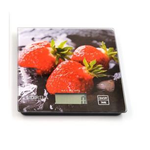 Ζυγαριά Κουζίνας Ψηφιακή 5kg/1g SIDIRELA strawberries