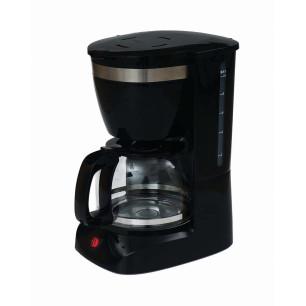 Καφετιέρα ηλεκτρική 10 φλυτζάνια SIDI HOME Ε-2700 μαύρη