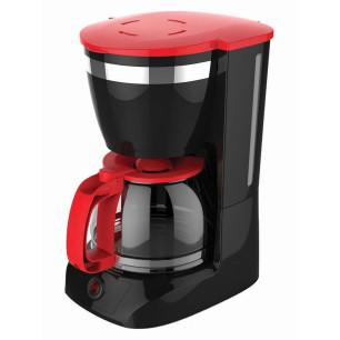 Καφετιέρα ηλεκτρική 10 φλυτζάνια SIDI HOME Ε-2700 κόκκινη