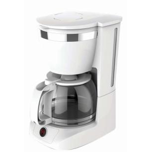 Καφετιέρα ηλεκτρική 10 φλυτζάνια SIDI HOME Ε-2700 λευκή