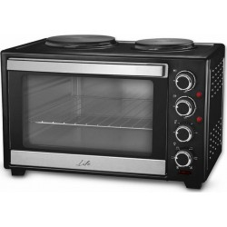 Life Kouzinaki 382 38L WITH 2 HOT PLATES 1600W