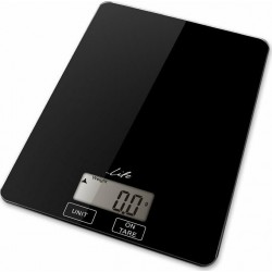 Life Accuracy Kitchen scale in black color