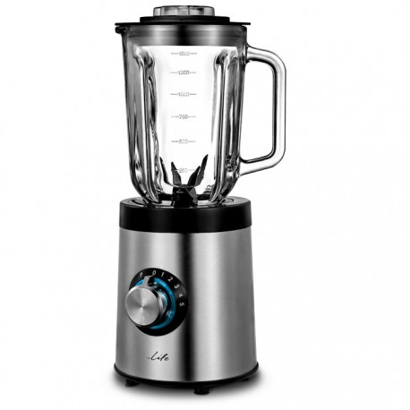 Life Veloce table blender 800W with AC motor and SS housing