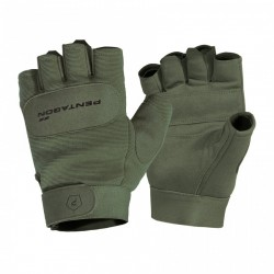 ΓΑΝΤΙΑ PENTAGON Duty Mechanic 1/2 Gloves OLIVE
