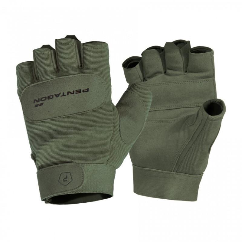 ΓΑΝΤΙΑ PENTAGON Duty Mechanic 1/2 Gloves OLIVE