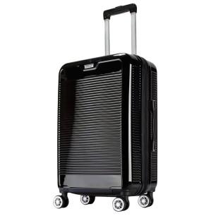 """Βαλίτσα μεσαίου μεγέθους 24"""", 65X40X25cm COLORLIFE 8010/24 μαύρη"""