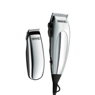 Κουρευτική Μηχανή Ρεύματος & Τρίμερ Μπαταρίας Wahl Deluxe Homepro