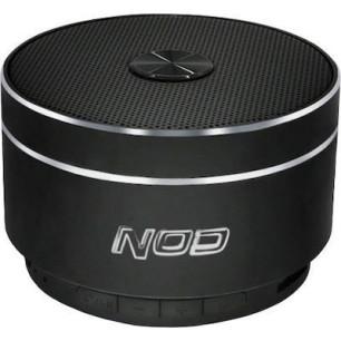 Φορητό Ηχείο Bluetooth NOD 5W Round Sound BTS-100 Black