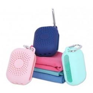Pocket XtraDryFast Microfiber Πετσετα ALPIN PINK