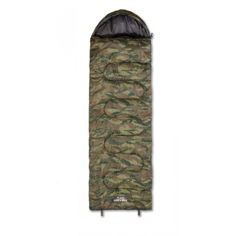 Sentinel Sleeping Bag 220gr/M² (220cmX75cm) TAC MAVEN BY PENTAGON CAMO