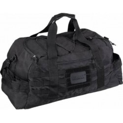 Σακ βουαγιάζ Mil-Tec US Combat Parachute Cargo Bag MD - Black