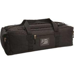 Σακ βουαγιάζ Mil-Tec Combat Duffle Bag - black