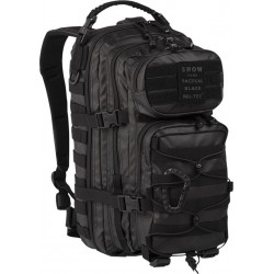 Mil-Tec Tactical US Assault Backpack Small 20lt BLACK