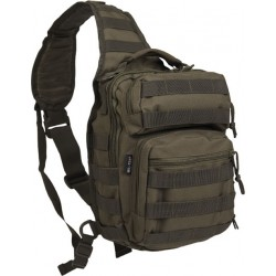 Mil-Tec One Strap Assault Pack Small Olive 10lt