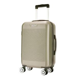 """Βαλίτσα καμπίνας 20"""", 55Χ36Χ20cm COLORLIFE ΑΒ8010/20"""" χρυσαφί"""