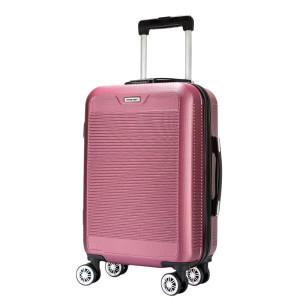 """Βαλίτσα 24"""", 65X40X25cm COLORLIFE 8010/24 ροζ"""