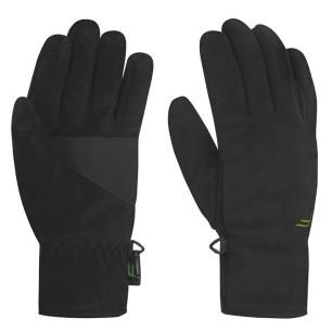 Γάντια POLO Fuse Windbreaker Fleece Μαύρα 841067-02
