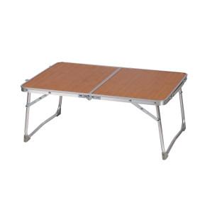 Sidirela Πτυσσόμενο Τραπέζι Εξοχής στο χρώμα του ξύλου E-3494