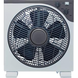 SIDIRELA Ανεμιστήρας Box fan 30cm 45W