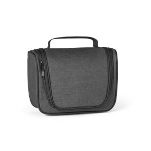 Hidea Τσάντα Μπάνιου milli. Toiletries bags in 600D Μαύρη