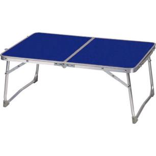 Sidirela Πτυσσόμενο Τραπέζι Εξοχής ΜΠΛΕ E-3494