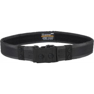 Pentagon Police Belt Μαύρη κ17001-01 XL-3XL