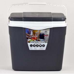 Sidi Home Φορητό ψυγείο Antarctica Γκρι 32lt